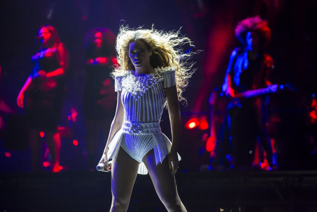 Beyonce Cleans Up Management Team