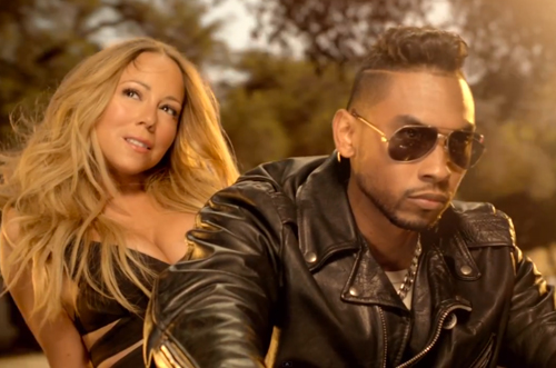 "Video: Mariah Carey ""#Beautiful"" Featuring Miguel"