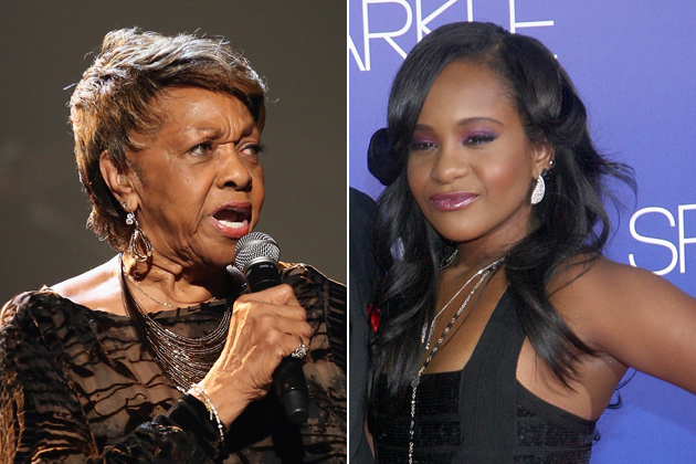 Dirty Laundry: Cissy Houston Writes Open Letter To Bobbi Kristina