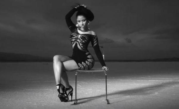 "New Video Nicki Minaj ""Lookin A** Ni**a"""