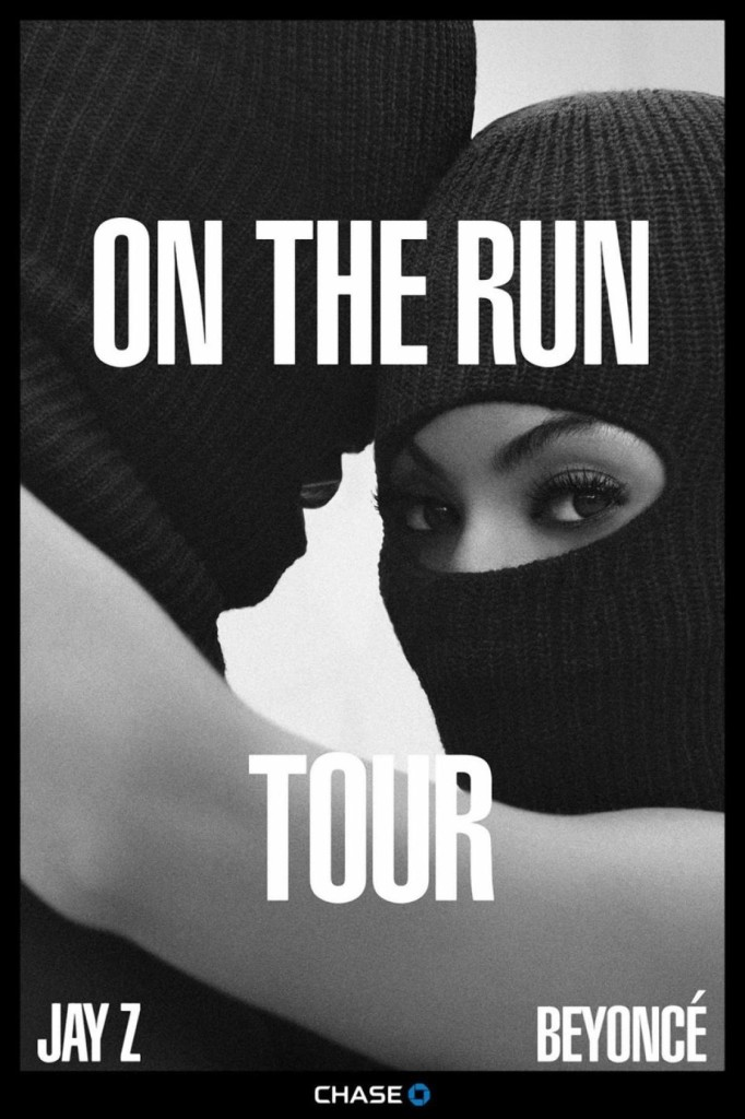 Beyonce and Jay Z Announce On The Run Tour
