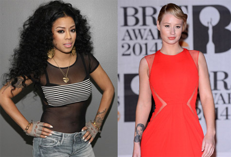 "Hit Or Miss: ""I'm Coming Out"" Keyshia Cole feat. Iggy Azalea"