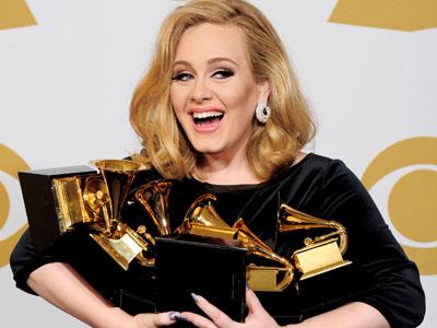 Adele Readies New Album '25'