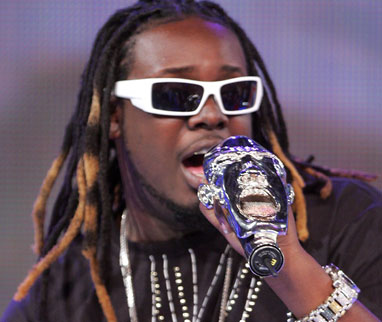T-Pain Can Actually Sing