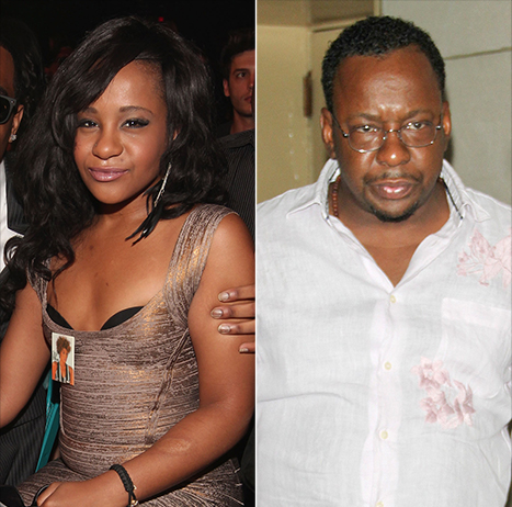 Doctors Tell Bobby Brown to Pull The Plug