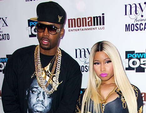 Safaree Vs. Nicki Minaj