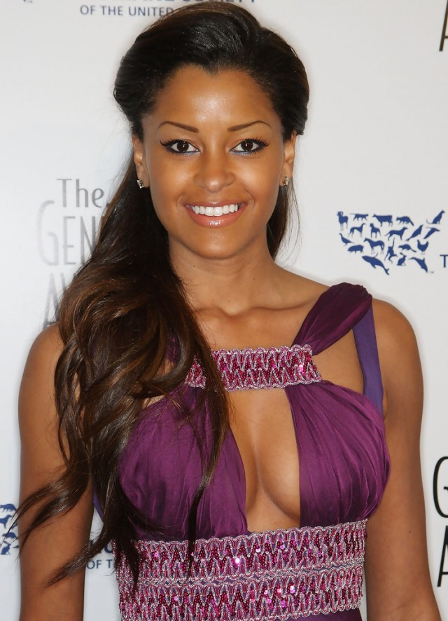 Claudia Jordan Is Having A Struggle Month